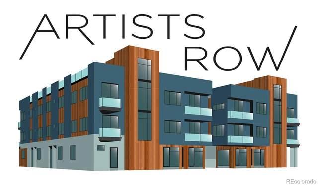 925 N Inca Street #5, Denver, CO 80204 (#5197647) :: Wisdom Real Estate
