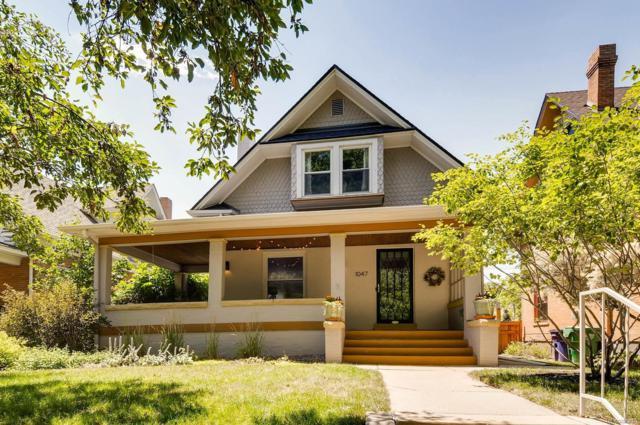 1047 Cook Street, Denver, CO 80206 (#5197805) :: My Home Team