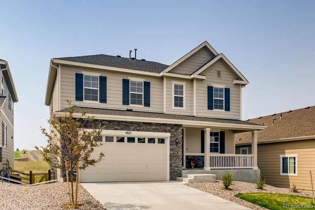 4671 S Lisbon Court, Aurora, CO 80015 (MLS #5197939) :: Neuhaus Real Estate, Inc.