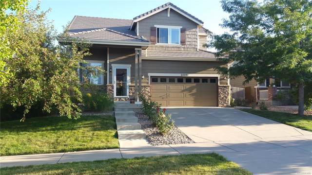 22284 E Kenyon Place, Aurora, CO 80018 (MLS #5198147) :: Bliss Realty Group