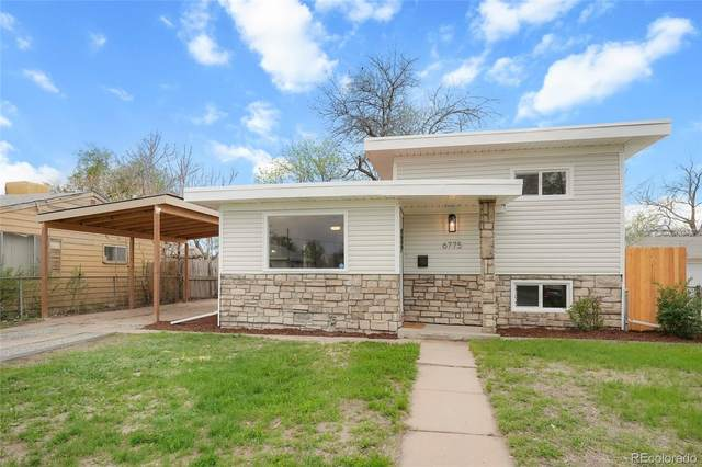 6775 Bellaire Street, Commerce City, CO 80022 (#5198150) :: Mile High Luxury Real Estate