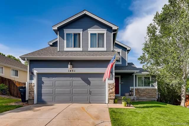 1451 E 96th Drive, Thornton, CO 80229 (MLS #5198491) :: 8z Real Estate
