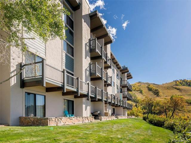 2305 Storm Meadows Drive #214, Steamboat Springs, CO 80487 (#5198686) :: The HomeSmiths Team - Keller Williams