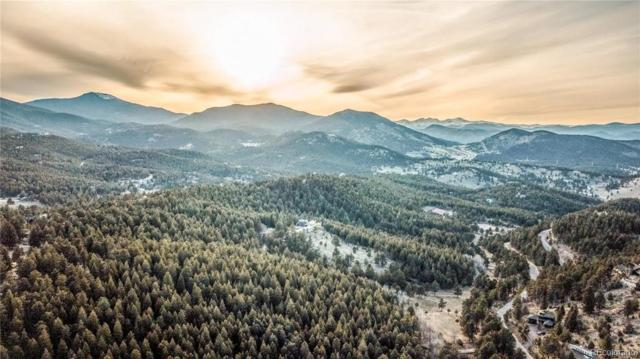 1001 Soda Creek Road, Evergreen, CO 80439 (MLS #5199048) :: Kittle Real Estate