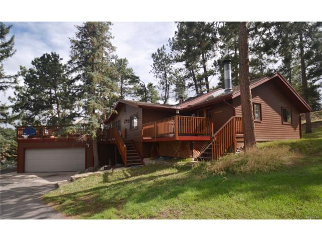 4961 S Olive Road, Evergreen, CO 80439 (MLS #5199134) :: 8z Real Estate