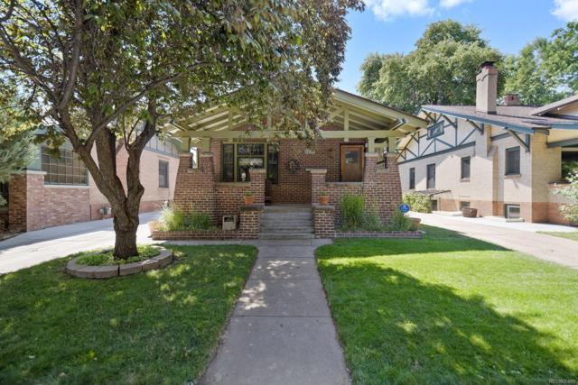 1621 Jackson Street, Denver, CO 80206 (#5199350) :: The DeGrood Team