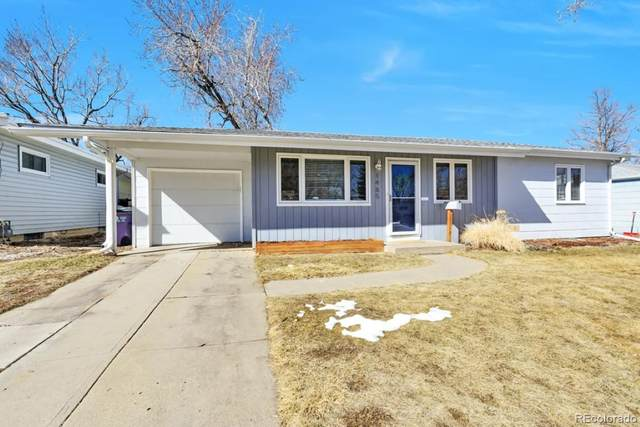 1465 S Ivy Way, Denver, CO 80224 (#5199651) :: The Gilbert Group