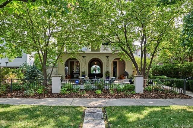 424 Clayton Street, Denver, CO 80206 (#5199790) :: Wisdom Real Estate