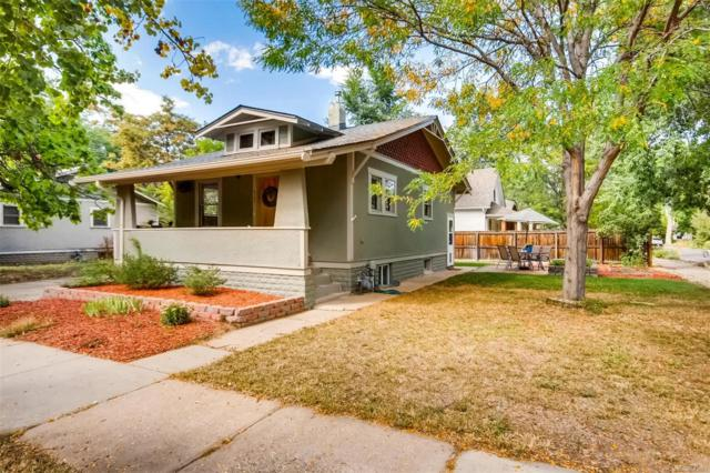 4101 W 42nd Avenue, Denver, CO 80212 (#5200361) :: Group 46:10 - Denver