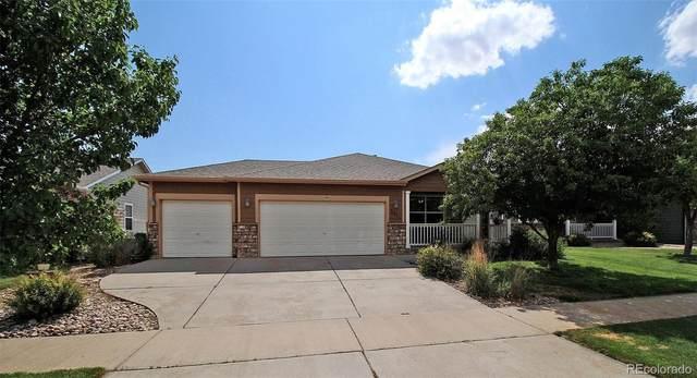 3311 Laguna Street, Evans, CO 80634 (MLS #5200424) :: 8z Real Estate