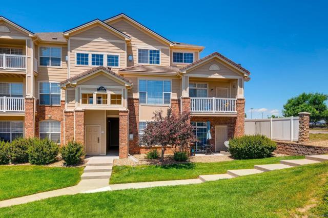 5714 N Gibralter Way #102, Aurora, CO 80019 (MLS #5200494) :: 8z Real Estate