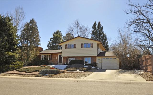 13370 W Dakota Place, Lakewood, CO 80228 (#5200618) :: Bring Home Denver