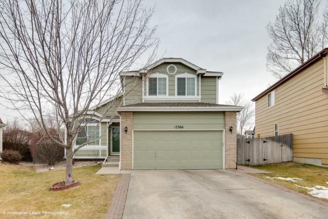 13366 Franklin Street, Thornton, CO 80241 (#5200899) :: The Peak Properties Group