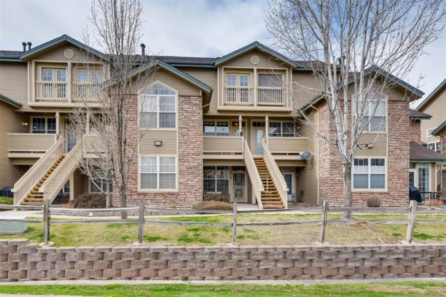 2844 W Centennial Drive H, Littleton, CO 80123 (#5201214) :: 5281 Exclusive Homes Realty