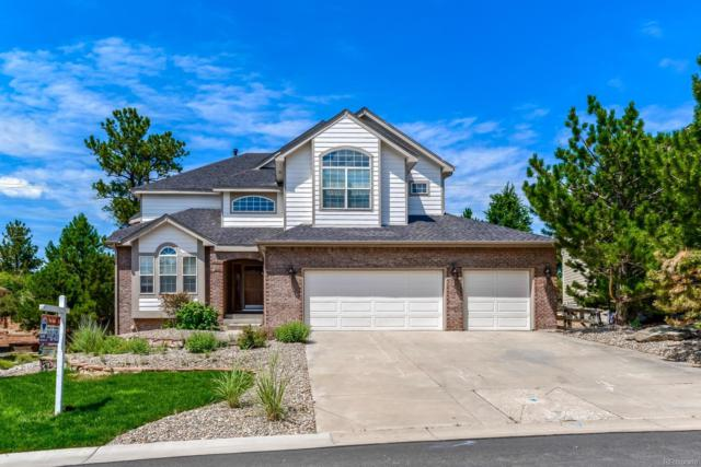 2007 Woodbourne Terrace, Castle Rock, CO 80104 (#5201565) :: The HomeSmiths Team - Keller Williams