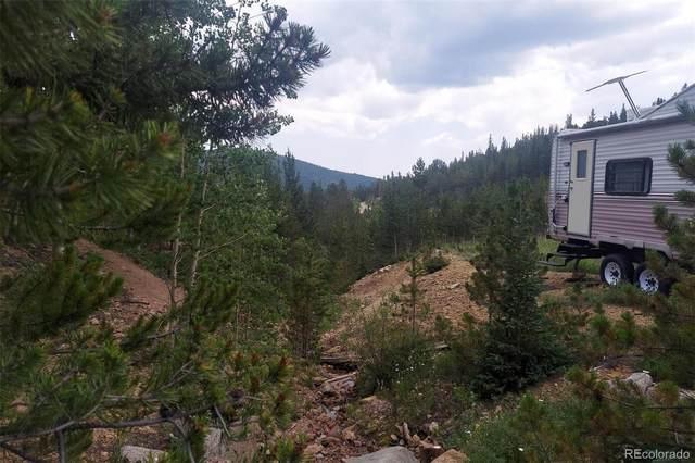 Lot 316 Aspen Road, Idaho Springs, CO 80452 (#5201585) :: The Margolis Team