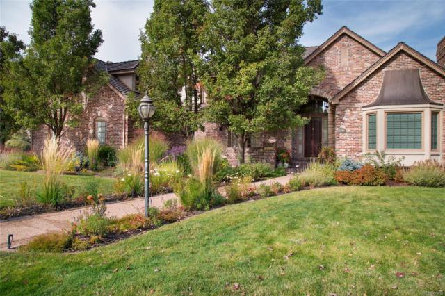 5395 Preserve Drive, Greenwood Village, CO 80121 (#5201612) :: The Galo Garrido Group