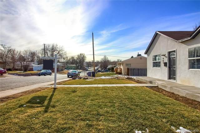 401 S Wolff Street, Denver, CO 80219 (#5201732) :: The Harling Team @ Homesmart Realty Group
