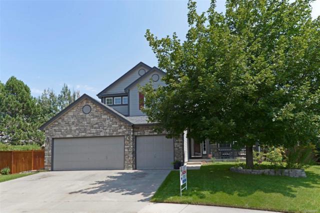 5047 Rocky Mountain Drive, Castle Rock, CO 80109 (#5201841) :: Colorado Home Realty
