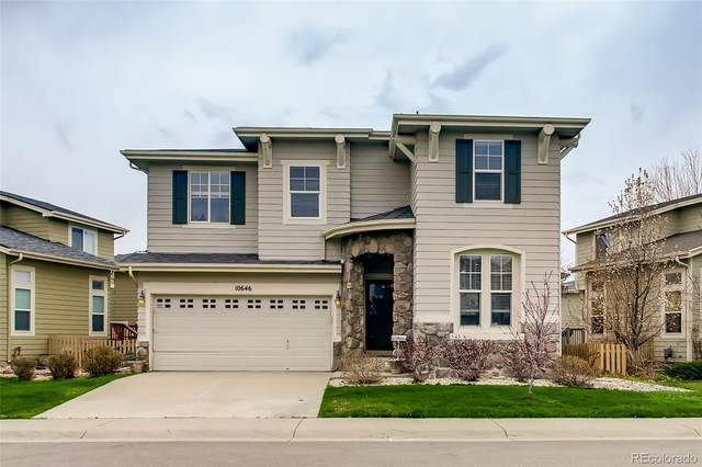 10646 Cherrybrook Circle, Highlands Ranch, CO 80126 (#5202056) :: Mile High Luxury Real Estate