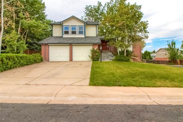3846 W 103rd Avenue, Westminster, CO 80031 (MLS #5202276) :: 8z Real Estate