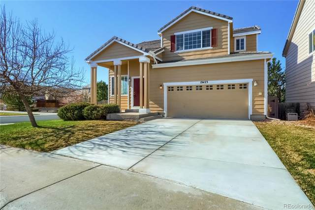 19423 E Hollow Creek Drive, Parker, CO 80134 (#5202455) :: Finch & Gable Real Estate Co.
