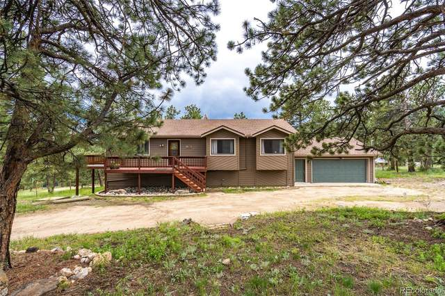 148 Camprobber Court, Bailey, CO 80421 (#5202457) :: Berkshire Hathaway HomeServices Innovative Real Estate