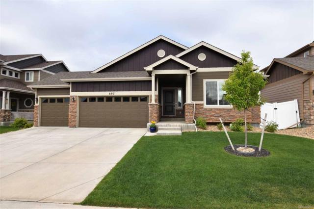 897 Shirttail Peak Court, Windsor, CO 80550 (#5202478) :: The DeGrood Team