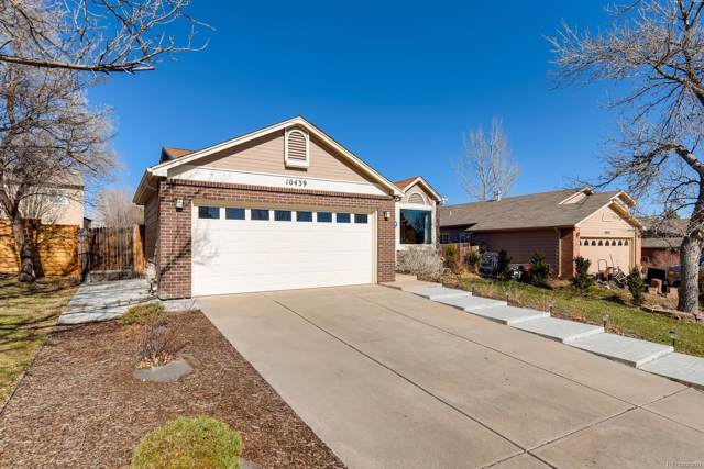 10439 Ellison Place, Littleton, CO 80125 (MLS #5202536) :: Colorado Real Estate : The Space Agency