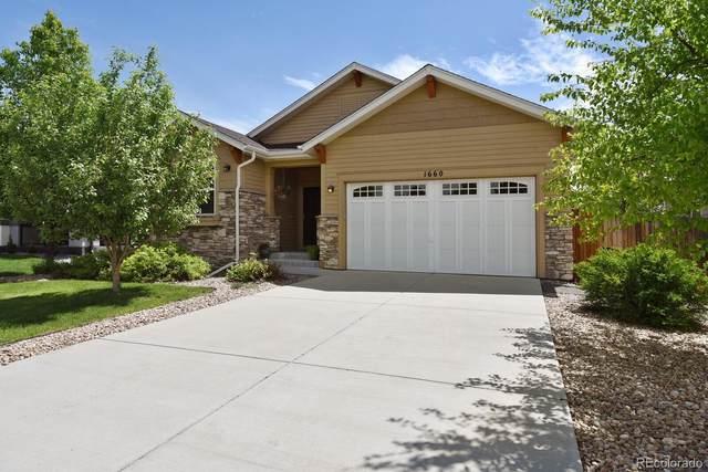 1660 Urban Street, Lakewood, CO 80215 (MLS #5202864) :: Wheelhouse Realty