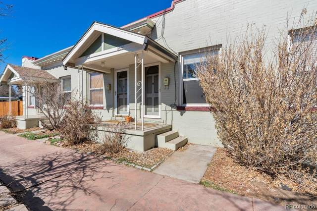 507 E Dakota Avenue, Denver, CO 80209 (#5202967) :: Hudson Stonegate Team