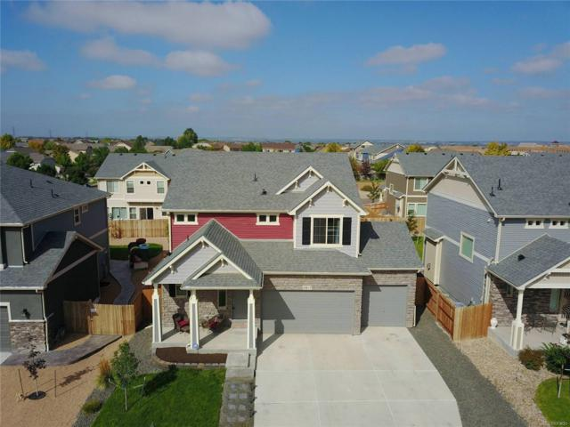 10617 Worchester Street, Commerce City, CO 80022 (#5203022) :: The City and Mountains Group