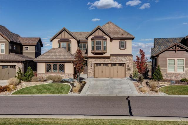 10638 Skydance Drive, Highlands Ranch, CO 80126 (MLS #5203123) :: Kittle Real Estate
