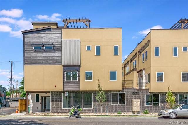 4431 Tennyson Street #8, Denver, CO 80212 (#5203293) :: The Heyl Group at Keller Williams