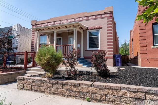 3245 W Conejos Place, Denver, CO 80204 (#5203853) :: The Gilbert Group