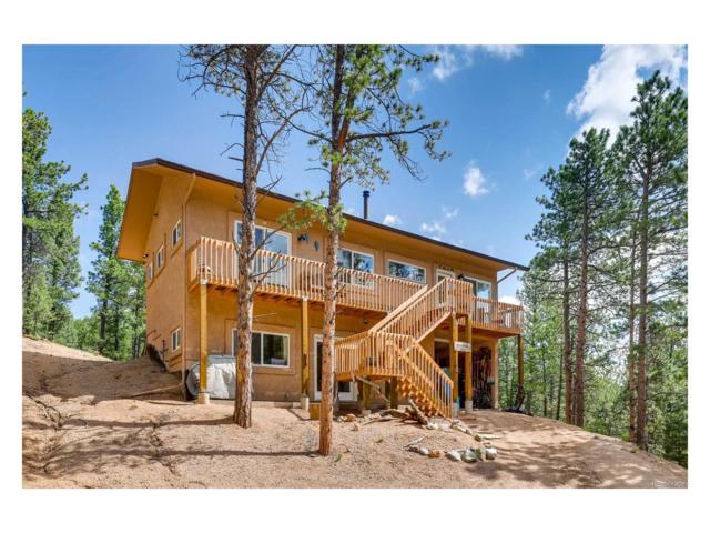 103 Spruce Drive, Woodland Park, CO 80863 (MLS #5203870) :: 8z Real Estate