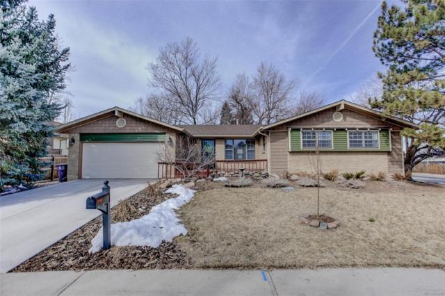 3049 S Dayton Court, Denver, CO 80231 (#5203937) :: The Griffith Home Team