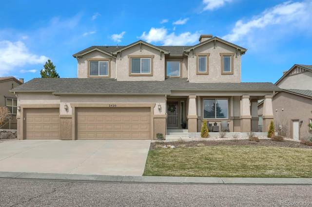 2420 Baystone Court, Colorado Springs, CO 80921 (#5204398) :: Finch & Gable Real Estate Co.