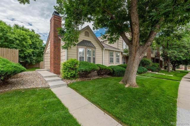9656 W Chatfield Avenue A, Littleton, CO 80128 (#5204523) :: Kimberly Austin Properties