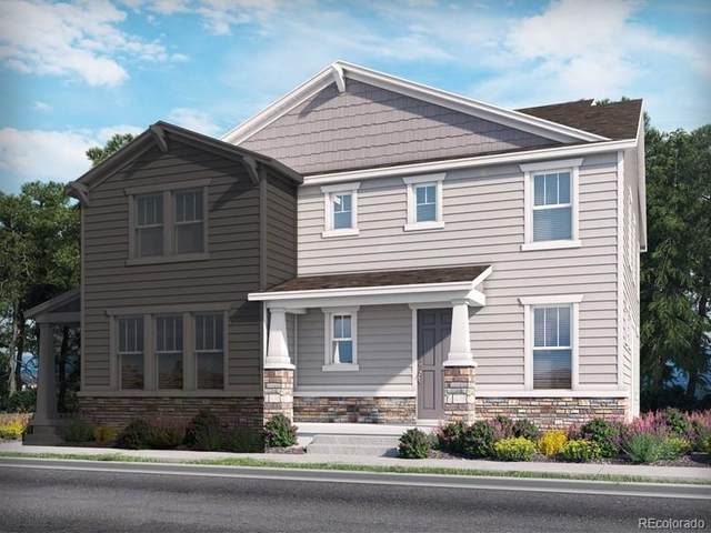 4609 S Kipling Circle, Denver, CO 80127 (#5204545) :: Venterra Real Estate LLC