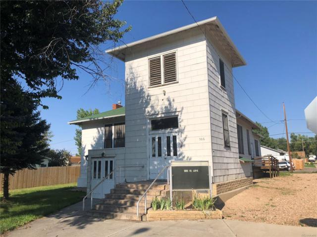 506 Beech Street, Hudson, CO 80642 (#5204711) :: The Griffith Home Team