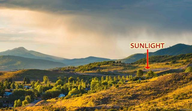 Sunlight Drive, Steamboat Springs, CO 80487 (#5205283) :: The Heyl Group at Keller Williams