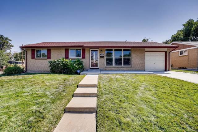 1580 E 86th Place, Denver, CO 80229 (#5205341) :: The Heyl Group at Keller Williams