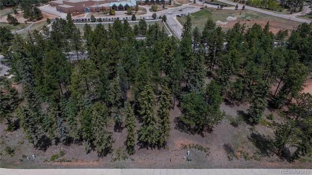 610 Chipmunk Drive, Woodland Park, CO 80863 (#5205473) :: The Gilbert Group
