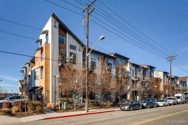 3149 Blake Street #203, Denver, CO 80205 (MLS #5205610) :: Bliss Realty Group