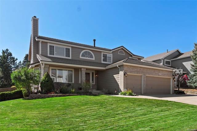 2976 Clairton Drive, Highlands Ranch, CO 80126 (#5205633) :: The DeGrood Team