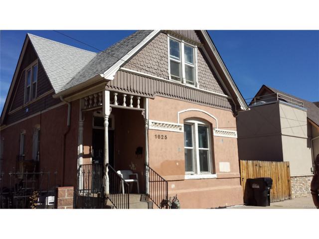 1625 Bruce Randolph Avenue, Denver, CO 80205 (#5205867) :: The Peak Properties Group