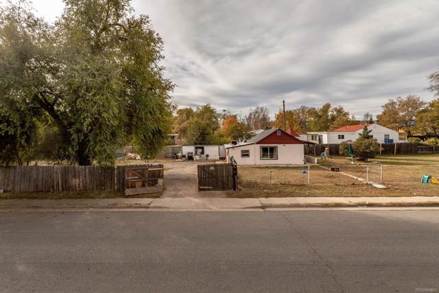 2000 S Bryant Street, Denver, CO 80219 (MLS #5205922) :: 8z Real Estate