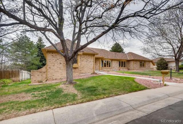 5575 S Emporia Circle, Greenwood Village, CO 80111 (#5205977) :: Wisdom Real Estate