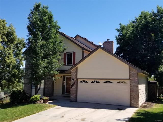 2976 S Garrison Way, Lakewood, CO 80227 (#5206551) :: My Home Team